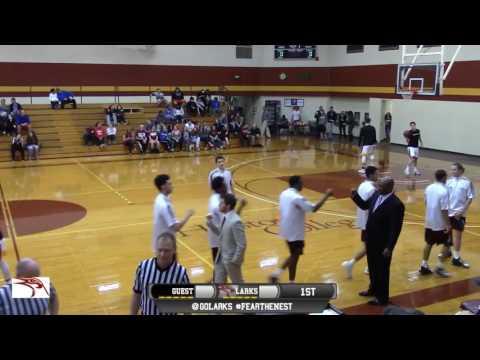 Men's Basketball vs. Fort Scott Community College