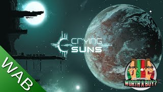 Crying Suns Review - Is this better than FTL? (Video Game Video Review)