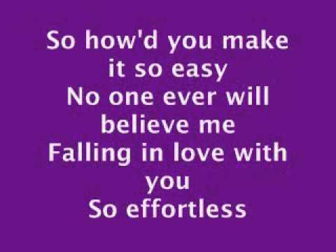 Burnham - Effortless (Lyrics)