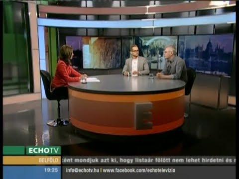 Belső feszültség az MSZP-ben - Echo Tv