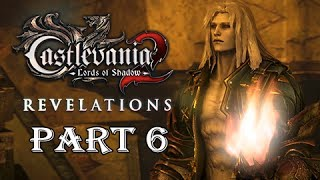 Castlevania Lords of Shadow 2 Revelations Walkthrough Part 6 - Alucard