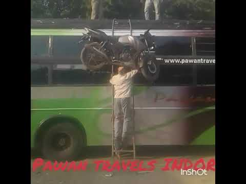 Pawan travels Indore