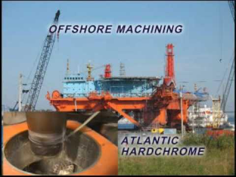 Offshore Machining