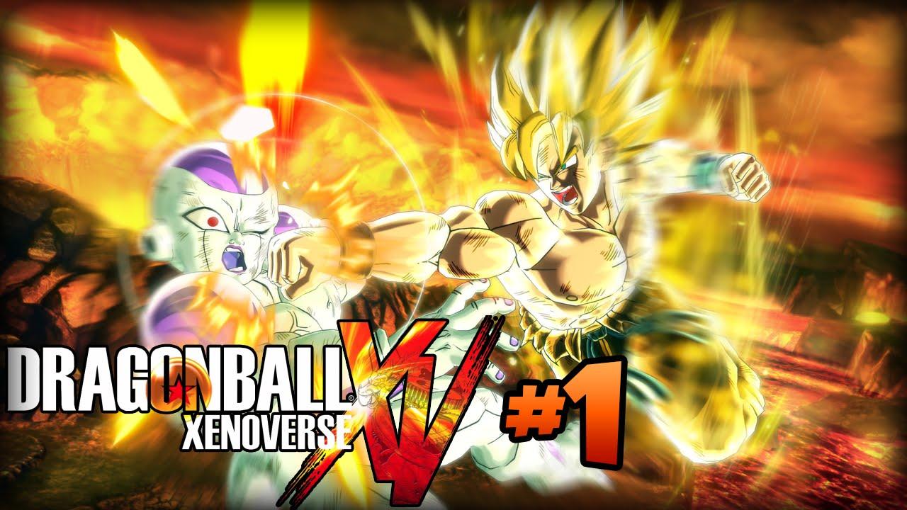 GOHAN PLAYS - Dragon Ball Xenoverse #1 // NOSTALGIA !!!