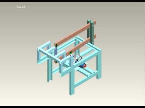 Plastic Cutting Machine Mpg Youtube