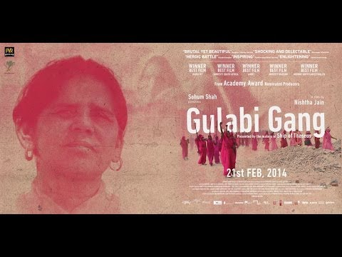 Gulabi Gang - The Documentary - Official Theatrical Trailer