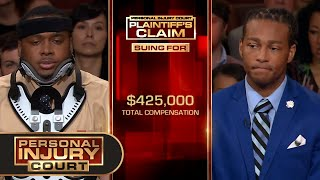 Man Sues Lifelong Friend For Injuries - $425,000 Case (Full Episode) | Injury Court