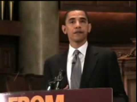 Barack Obama makes some brilliant statements about religion