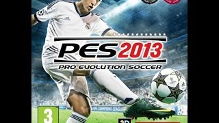 how to download and install pro evolution soccer 2013 (Pes13) +crack and serial Key