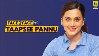 Taapsee Pannu Interview With Baradwaj Rangan | Face 2 Face | Game Over