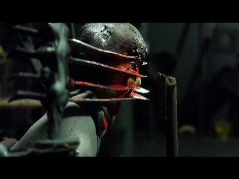 Saw Iv Knife Chair Claymation Youtube