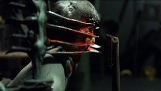 Saw Iv  - Knife Chair (claymation)