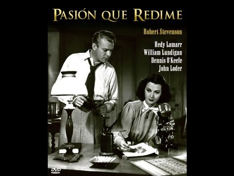 PASION QUE REDIME (DISHONORED LADY, 1947, Full movie, Spanish, Cinetel)