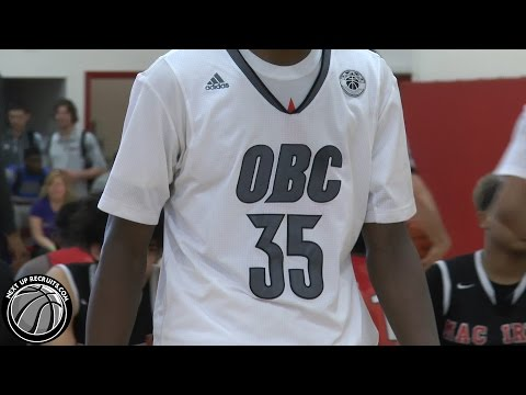 Ohio Basketball Club 15U is LOADED with Talent - 2015 Spiece Run-N-Slam Team Highlights