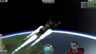 Kerbal Space Program - Outpost Rescue Mission: Wir sind auf dem Weg! (Ep19)[Deutsch/Full-HD]