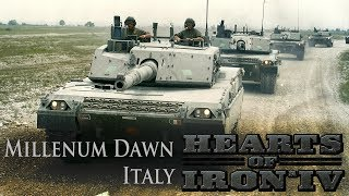 Hearts of Iron IV - Millennium Dawn - Italia - 01