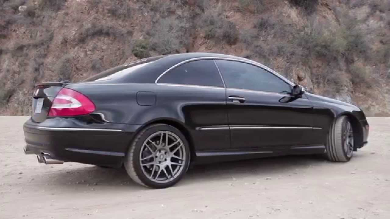 nadar 39 s 2005 mercedes clk 500 coupe 60 second showcase youtube. Black Bedroom Furniture Sets. Home Design Ideas