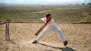 Howzat? Armless Cricketer Makes State Team
