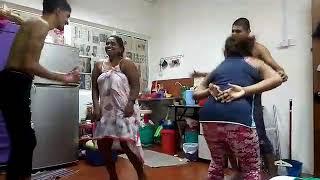 Sri Lanka dance in Malaysia