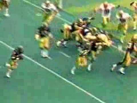 Notre Dame vs. #1 Pittsburgh - 1982