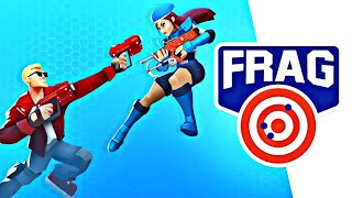 Frag Pro Shooter Android iOS Gameplay