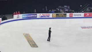 Nathan Chen - Long Program 2019 US Men's Figure Skating Championship