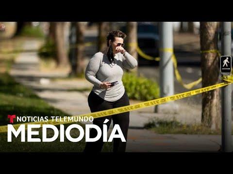 Confirman al menos ocho personas muertas en un tiroteo en San José, California   Noticias Telemundo