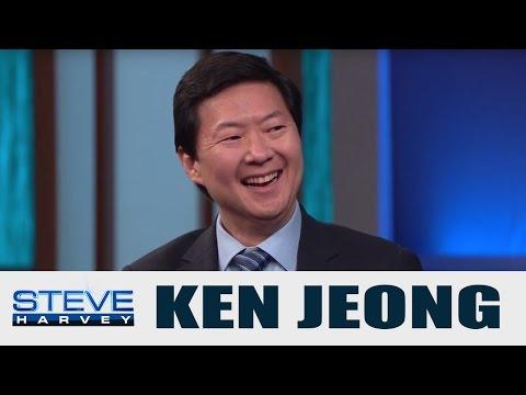 Ken Jeong: Get In The Car Ho! || STEVE HARVEY
