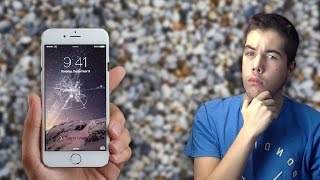 J'EXPLOSE un iPhone ! Rinoshield