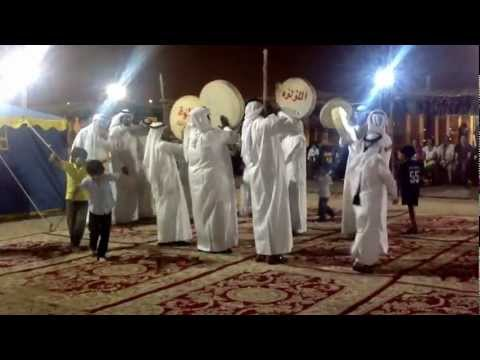 At a cultural festival in Doha Qatar.