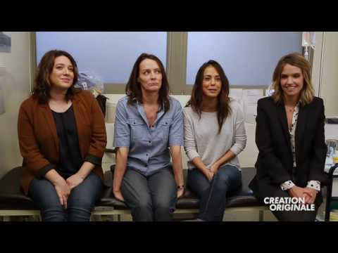 Workingirls à l'hôpital - L'interview des filles CANAL+