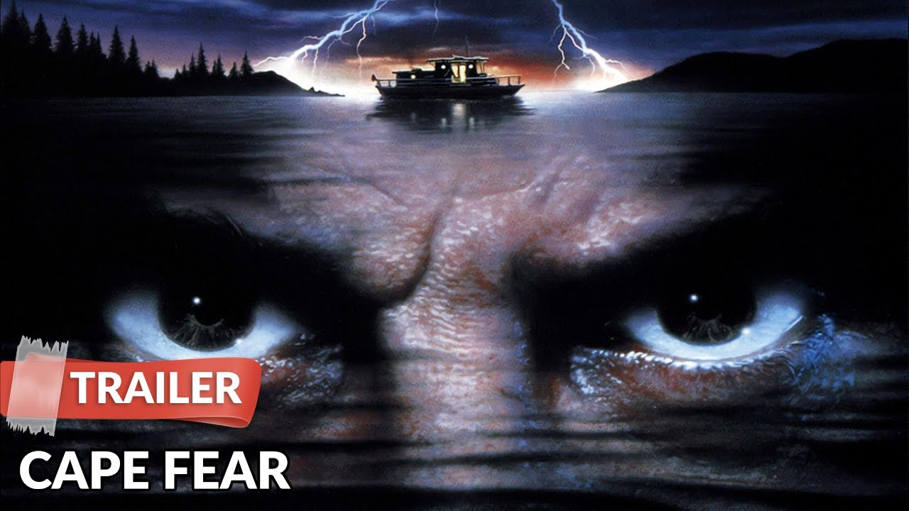 Download Cape Fear 1991 Trailer   Robert De Niro   Nick Nolte