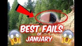 Best Fails Compilation Of January 2019