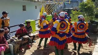 Chhaliya dance Kumaoni culture