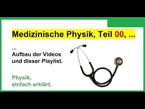 * Medizinische Physik, medizinische und biologische Vorgänge physikalisch betrachtet
