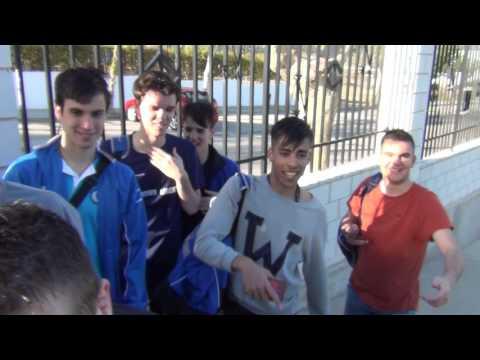J27 08-04-17 Entrevista al Grupo vs Navas del Rey
