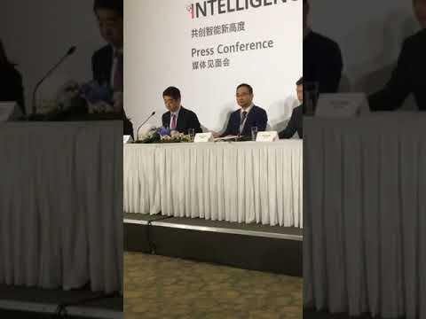 Photo of المؤتمر الصحفي لنائب رئيس هواوي العالميه HUAwEl connect 2019 – هواوي