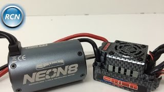 Team Orion Neon8/R8 Brushless Combo - Unboxing