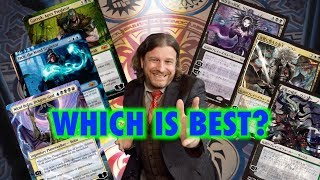 Which Is Best? War Of The Spark Mythic Edition VS Alternate Art Planeswalkers - Magic The Gathering