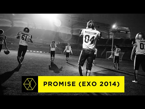 EXO - 約定/Promise (EXO 2014) (Chinese Version) [Audio]