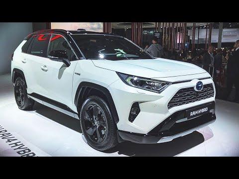 Продай РАВ4, чтобы купить РАВ4 2019! Срочно. Обзор нового Toyota RAV4 2019