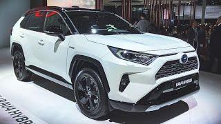 Toyota RAV4 2019 // Игорь Бурцев