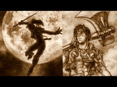 Die NINJABRAUT und der BARBAR! | Soul Calibur #03 | Soul Calibur Taki & Rock Playthrough