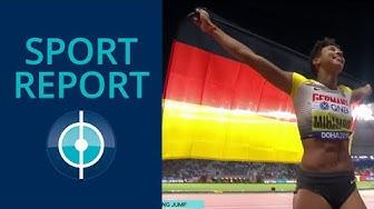 7,30 Meter: Mihambo mit Rekord und Goldmedaille