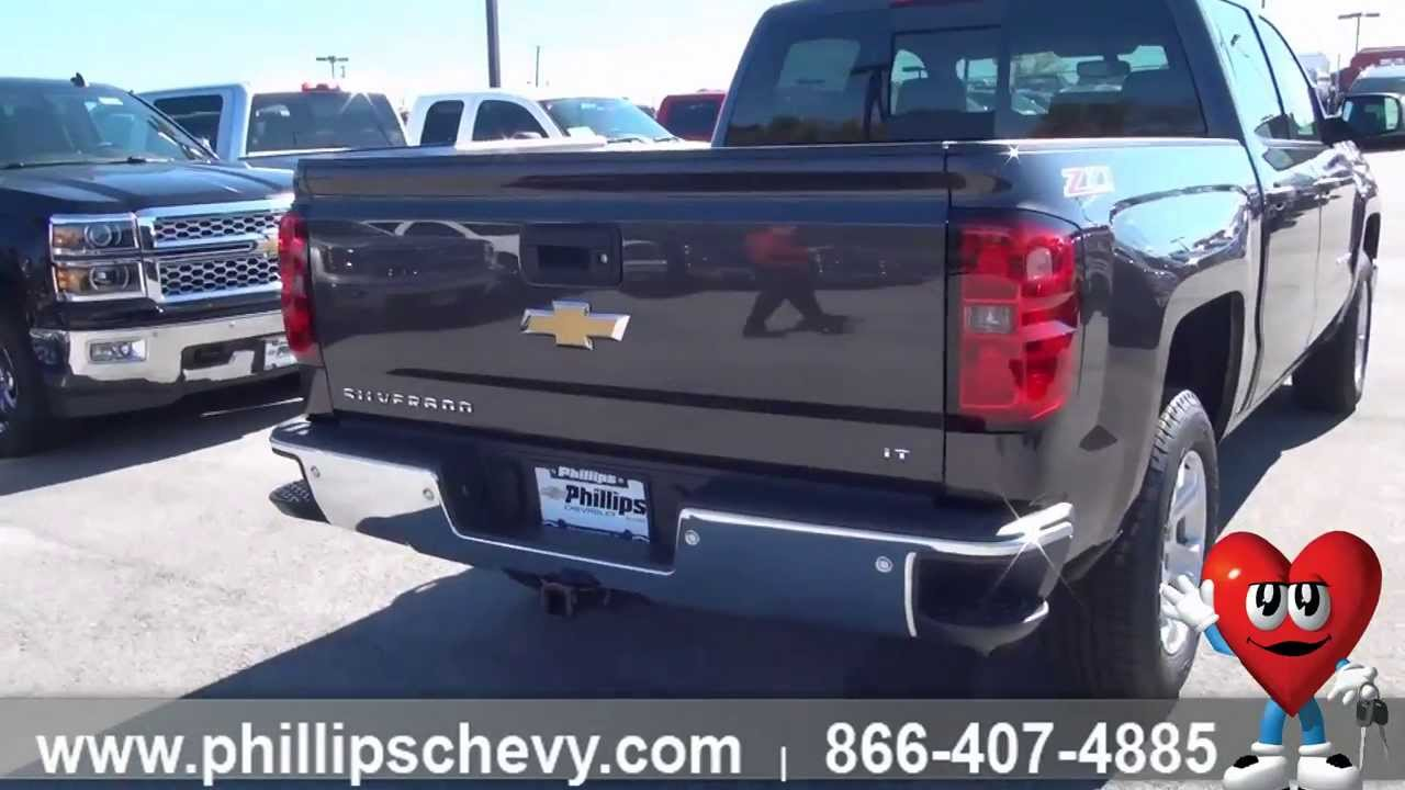 Phillips Chevrolet 2014 Chevy Silverado Towing Packages New Car Dealership