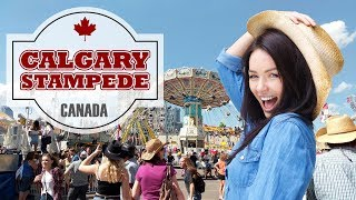Calgary Stampede | 2020 Travel Guide 🇨🇦
