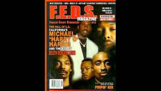 6. The Feds Is Watching( F.E.D.S Magazine) MixTape Journey Vol.3