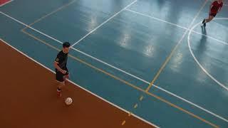Салют СПЕЦ 1 тайм Чемпионат мини футбол 2020 21