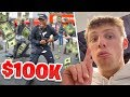 Download Video SIDEMEN SPEND $100,000 IN 1 HOUR CHALLENGE MP4,  Mp3,  Flv, 3GP & WebM gratis