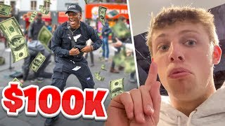 SIDEMEN SPEND $100,000 IN 1 HOUR CHALLENGE Video
